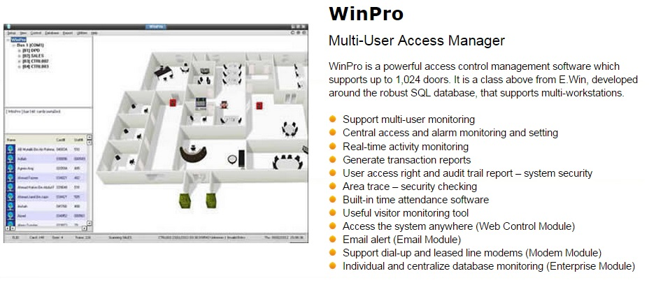 Software WinPro